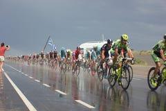 Giro de Francia Immagini Stock Libere da Diritti