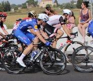 Giro De Italia en Israel fotos de archivo libres de regalías