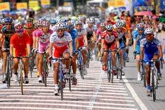 Giro de Langkawi Fotografia Stock Libera da Diritti