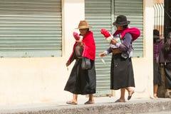 Giro de las lanas Foto de archivo libre de regalías