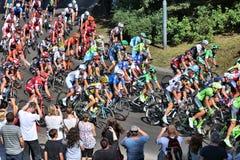 Giro de Pologne Immagini Stock Libere da Diritti