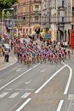 Giro de Pologne 2010 Fotografia Stock Libera da Diritti