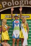 Giro de Pologne 2011 - Marcell Kittel Fotografie Stock