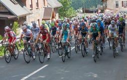 Giro de Pologne 2012 immagini stock libere da diritti