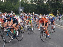 Giro de Pologne Immagini Stock