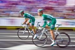 Giro de Pologne Immagine Stock