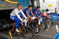 Giro de Pologne Fotografie Stock Libere da Diritti