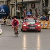 Giro de Pologne 2016 Fotografie Stock Libere da Diritti