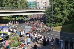 Giro de Pologne Bytom Immagini Stock Libere da Diritti