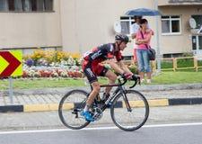 Giro de Pologne 2014 della corsa di riciclaggio Immagini Stock