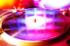 Giro de registro en el club Imágenes de archivo libres de regalías