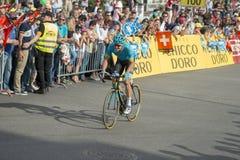 Giro de Romandie 2018 Immagini Stock