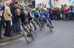 Giro de Yorkshire 2016 Immagine Stock Libera da Diritti
