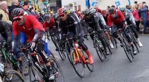 Giro de Yorkshire 2016 Fotografia Stock Libera da Diritti