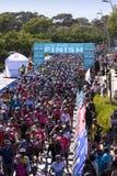 Giro del ciclo di Cape Town Fotografie Stock Libere da Diritti