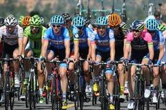 Giro del mugnaio 2014 di Larry dell'Utah 3 Immagini Stock Libere da Diritti