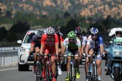 Giro del mugnaio 2014 di Larry della corsa di strada dell'Utah Immagine Stock
