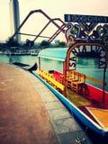 Giro della barca Fotografie Stock