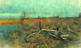 Giro della bici immagini stock libere da diritti