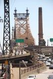 Giro della bici di New York Fotografia Stock Libera da Diritti