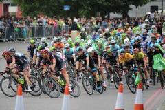 Giro della Gran-Bretagna 2013 Fotografia Stock