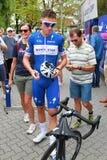 Giro della Slovacchia 2018 Fotografia Stock