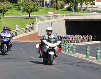 Giro della Spagna 2011 Fotografie Stock Libere da Diritti