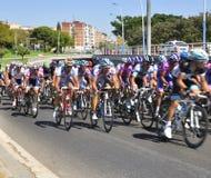 Giro della Spagna 2011 Immagine Stock Libera da Diritti