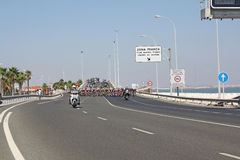 Giro della Spagna 2014 fotografie stock libere da diritti