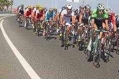 Giro della Spagna 2014 Fotografia Stock