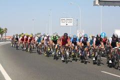 Giro della Spagna 2014 Immagine Stock