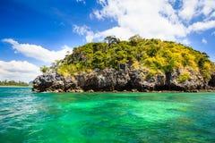 Giro delle isole di Krabi quattro Immagini Stock