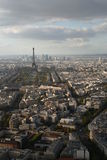 Giro di Eiffel Fotografie Stock Libere da Diritti