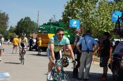 Giro di Juan Antonio Flecha 2013 di California Immagine Stock