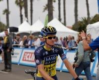 Giro di Michael Rogers 2013 di California Fotografia Stock Libera da Diritti