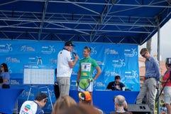 Giro di Peter Sagan 2013 di California Immagine Stock Libera da Diritti