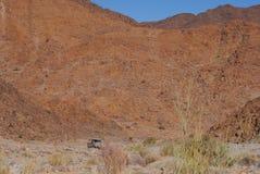 Giro di Richtersveld 4x4 Fotografie Stock Libere da Diritti