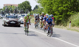 Giro dItalia 2014, Tour of Italy Stock Image