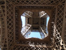 Giro Eiffel 1 Fotografie Stock