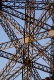 Giro Eiffel immagini stock libere da diritti