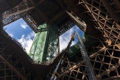 Giro Eiffel Immagini Stock