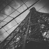 Giro Eiffel Immagine Stock