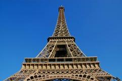 Giro Eiffel della La di PARIGI fotografia stock libera da diritti