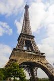 Giro Eiffel - Parigi fotografia stock libera da diritti