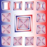 Giro espiral Imagem de Stock
