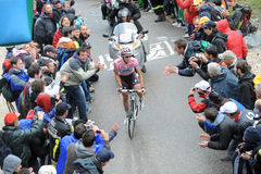 GIRO ITALIA Royalty Free Stock Photography
