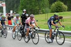 GIRO ITALIA Stock Photo