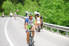 GIRO ITALIA Royalty Free Stock Photo