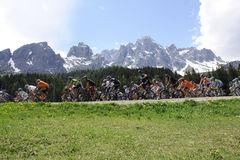 GIRO ITALIA Stock Photography