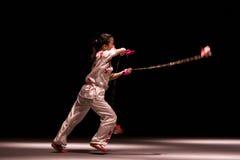 Giro italiano degli eroi 2010 di Kung Fu Fotografia Stock Libera da Diritti
